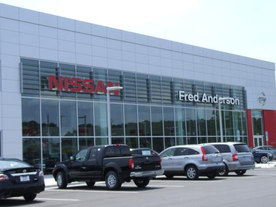 Fred Anderson Nissan of Fayetteville