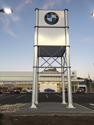 Winslow BMW of Colorado Springs 2
