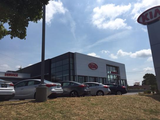 Benson Nissan KIA car dealership in Spartanburg, SC 29305 | Kelley ...