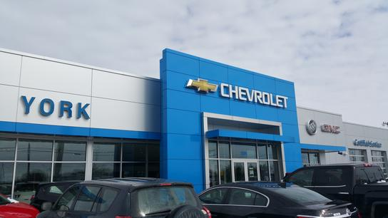 York Chevrolet Buick GMC