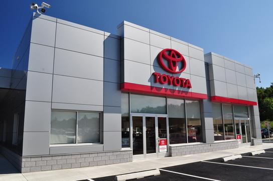 DCH Wappingers Falls Toyota 1