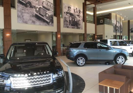 Hennessy Jaguar Land Rover Buckhead Car Dealership In Atlanta Ga