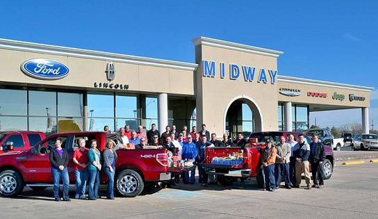 Midway Motors McPherson Chevrolet 1