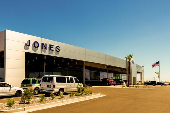 Ford Jones Buckeye >> Jones Ford Buckeye Car Dealership In Buckeye Az 85326 Kelley Blue