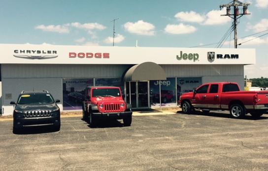 Bd Chrysler Dodge Jeep RAM car dealership in WEST PLAINS, MO ...