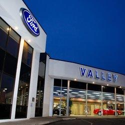 Valley Ford Nissan