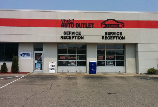 Rydell Auto Outlet 3