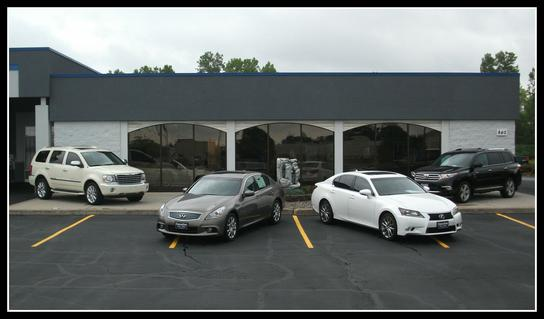 Executive Auto Sales & Leasing