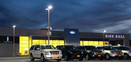 Rick Ball Ford >> Rick Ball Ford Lincoln Sedalia Car Dealership In Sedalia Mo