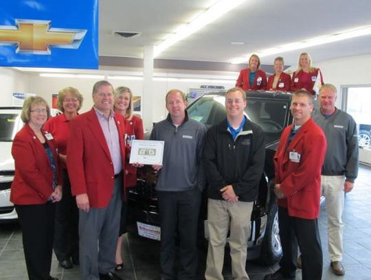 Schwieters Chevrolet of Willmar 1