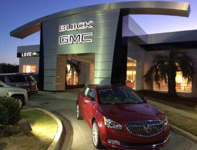 love buick gmc car dealership in columbia sc 29212 kelley blue book. Black Bedroom Furniture Sets. Home Design Ideas