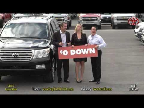 Car Dealership Specials At Fuccillo Toyota Scion Of Grand Island In Ny 14072 Kelley Blue Book