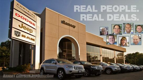 Ramsey Chrysler Jeep Dodge car dealership in Ramsey, NJ 07446 ...
