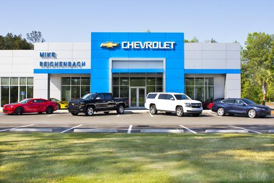 Chevrolet Dealers In Sc >> Mike Reichenbach Chevrolet Car Dealership In Okatie Sc