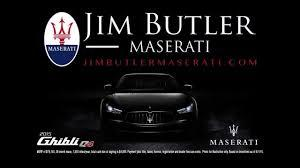 Jim Butler Maserati and Alfa Romeo