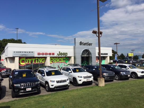 Stetler Dodge Chrysler Jeep Ram