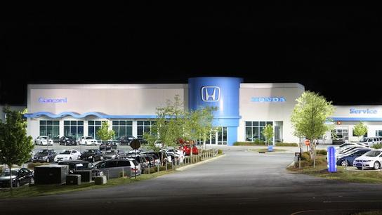 Charming Concord Honda