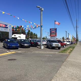First National Auto Sales - Everett 1