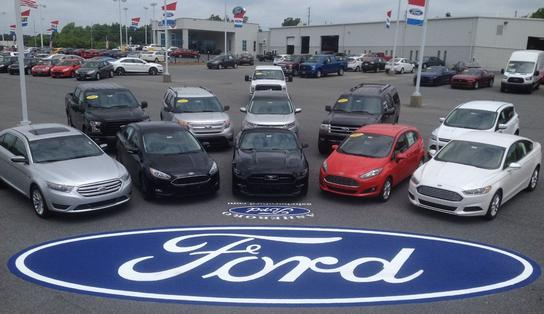 Asheboro Ford 1