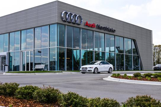 Audi Northlake Car Dealership In CHARLOTTE NC Kelley Blue Book - Audi charlotte