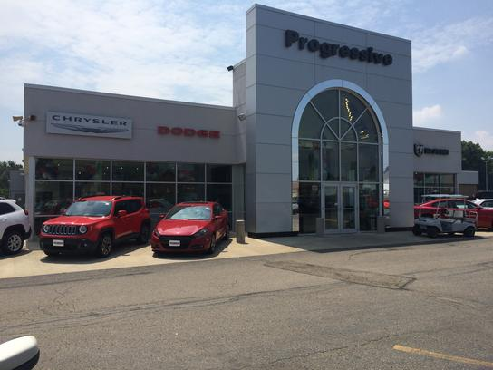 Progressive Dodge >> Progressive Chrysler Dodge Jeep Ram Truck Car Dealership In