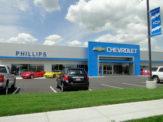 Phillips Chevrolet Lansing Il >> Phillips Chevrolet of Lansing car dealership in LANSING, IL 60438 | Kelley Blue Book