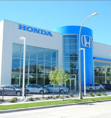 Richfield Bloomington Honda Car Dealership In Minneapolis MN 55423