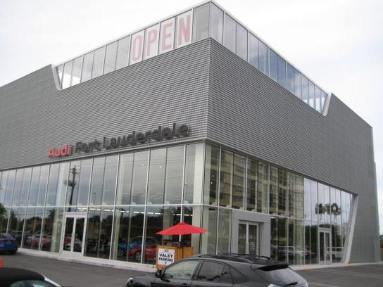 Audi Fort Lauderdale Car Dealership In FORT LAUDERDALE FL - Audi dealers in south florida