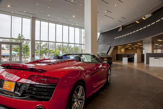 Audi Fort Lauderdale Car Dealership In FORT LAUDERDALE FL - Audi fort lauderdale