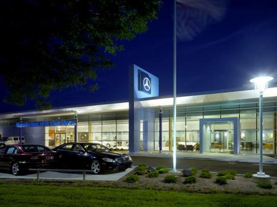 Mercedes-Benz of St. Clair Shores car dealership in St ...