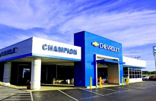 Champion Chevrolet Howell >> Champion Chevrolet Car Dealership In Howell Mi 48843 9101