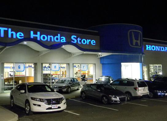 the honda store car dealership in youngstown oh 44512