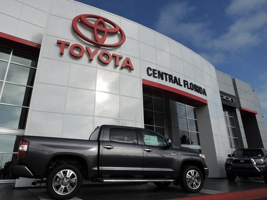 Toyota Dealership Orlando >> Central Florida Toyota car dealership in Orlando, FL 32837-9254 | Kelley Blue Book