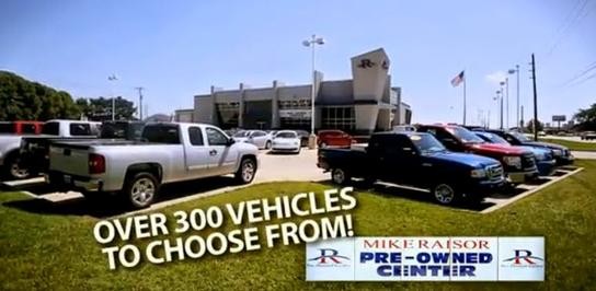 Mike Raisor Pre Owned Center Car Dealership In Lafayette In 47905