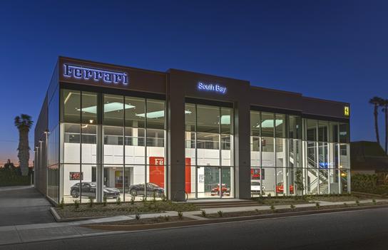 Ferrari South Bay >> Ferrari South Bay Car Dealership In Torrance Ca 90505 3720 Kelley