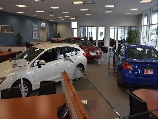 Ganley Subaru East >> Ganley Subaru East Car Dealership In Wickliffe Oh 44092