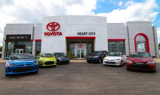 Heart City Toyota >> Heart City Toyota Scion Car Dealership In Elkhart In 46514 1505