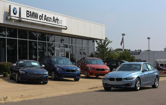 BMW of Ann Arbor 3