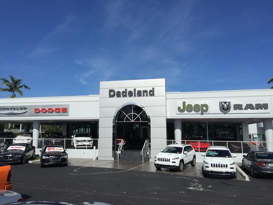 Dadeland Dodge Chrysler Jeep car dealership in Miami, FL 33157-3443
