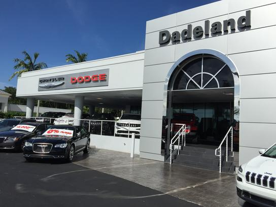 Dadeland Dodge Chrysler Jeep 1