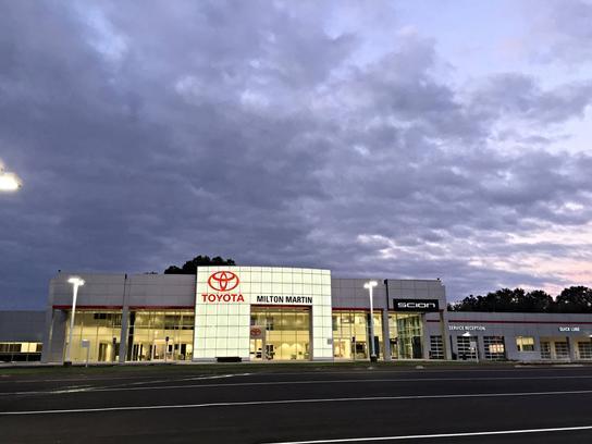 Superb Milton Martin Toyota