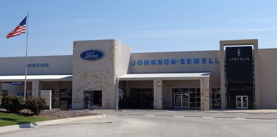 Johnson Sewell Ford Lincoln Car Dealership In Marble Falls