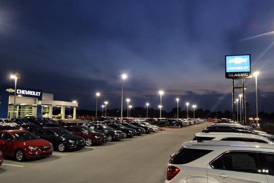 Classic Chevrolet Lawton Car Dealership In Lawton Ok 73505 2773 Kelley Blue Book