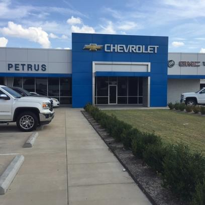 Petrus Chevrolet Buick Cadillac GMC car dealership in ...