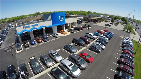 Honda Dealership Indianapolis >> Penske Honda Car Dealership In Indianapolis In 46240 0319 Kelley
