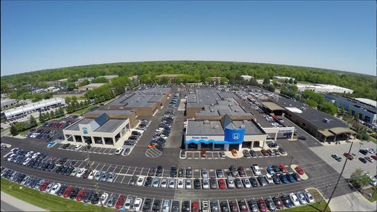 Honda Dealership Indianapolis >> Penske Honda car dealership in Indianapolis, IN 46240-0319 ...