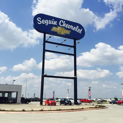 Seguin Chevrolet Car Dealership In Seguin Tx 78155 1424 Kelley