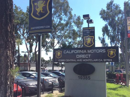 California Motors Direct Montclair Car Dealership In Montclair Ca