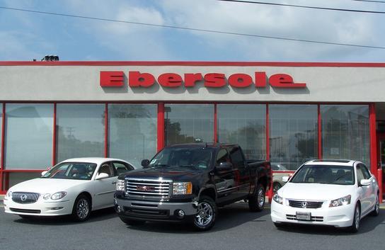 Charming Ebersole Honda Buick GMC
