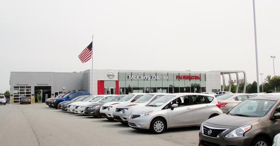 Mclarty Daniel Nissan >> Mclarty Daniel Nissan Car Dealership In Bentonville Ar